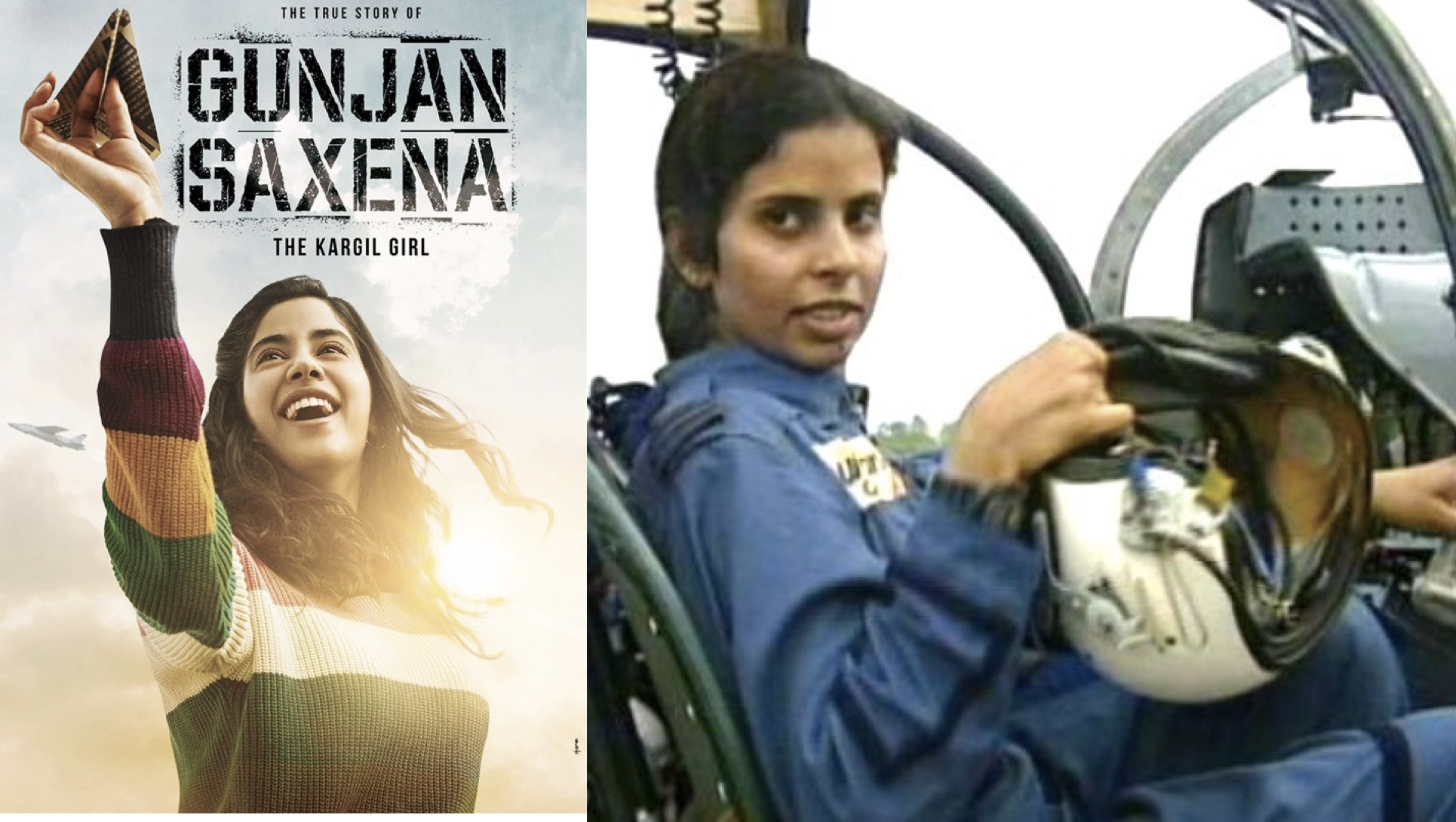 Netflix S New Movie Gunjan Saxena The Kargil Girl Early Post Daily